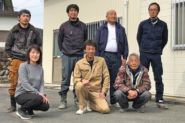 有限会社野田建設:スタッフ